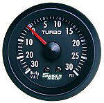533-03 mechanical vac/boost gauge