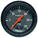 533-05 30 psi boost gauge (no vac)