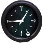 "533-25 2"" analogue clock"