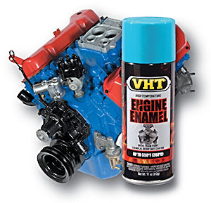 Click to see how your engine could look with the new VHT engine metallics and anodised paints