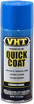 VHT Quick Coat Enamel—Ocean Blue (SP505)