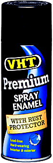 VHT Premium Enamel#151;Gloss Black (SP9200)