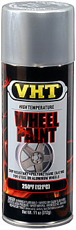 VHT Wheel Paint—Aluminium (SP181)